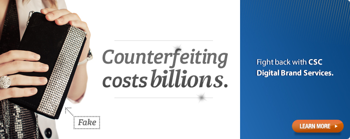 CSC Digital Brand Services now offers Marketplace Monitoring and Enforcement to help protect your brands from counterfeits.